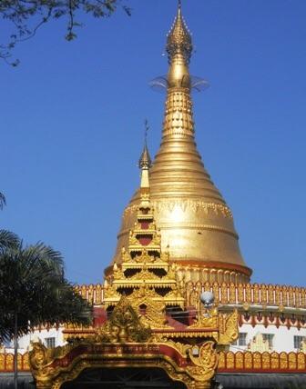 La Kaba Aye Pagoda