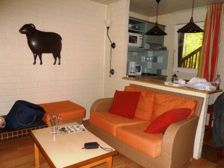 Notre cottage comfort 2 personnes au Center Parcs d'Erperheide