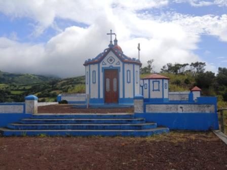Ermida de NS Do Monte Açores Sao Miguel