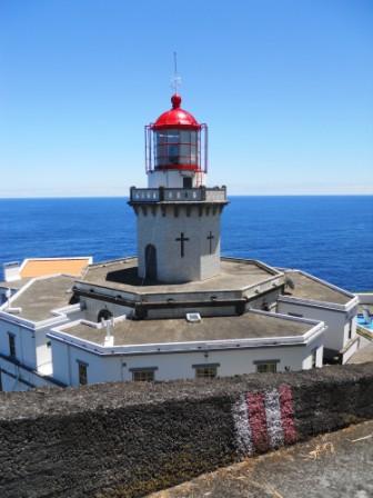 Le phare de Anel Sao Miguel Açores
