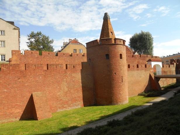 Le château dans la vieille ville de Varsovie Pologne