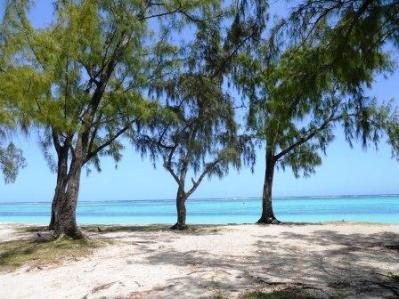 plage de l'Ile Maurice