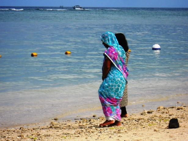Fête du Ganga Asnan - Flic en Flac-Ile Maurice