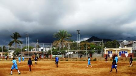 Tournoi de Foot à Bambous-Ile Maurice