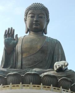 Hong Kong-Ile de Lantau-Grand Bouddha