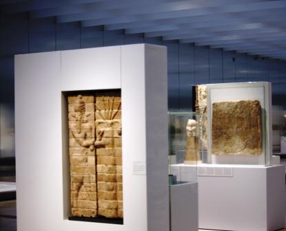 Musée du Louvre Lens-Galerie du Temps