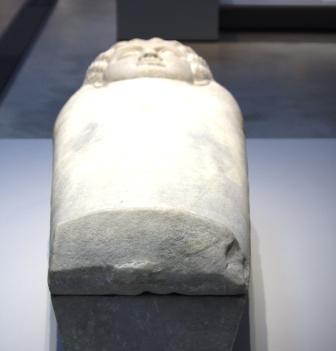 Louvre Lens-Galerie du temps-sarcophage