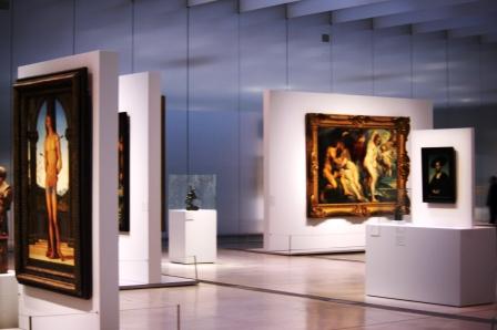 Le Musée du Louvre Lens-Galerie du temps