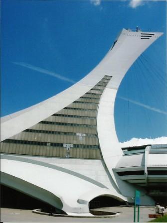 Parc Olympique-Montréal - Tour inclinée