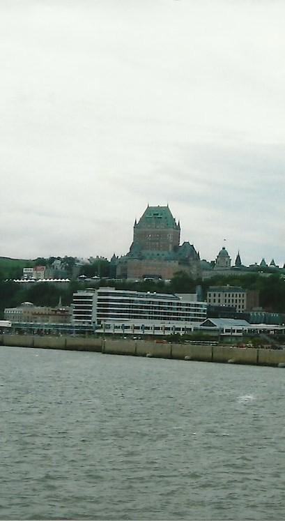 Canada-Québec-Château Frontenac