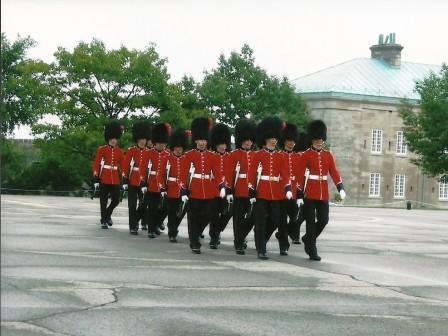 Canada-Québec-Citadelle