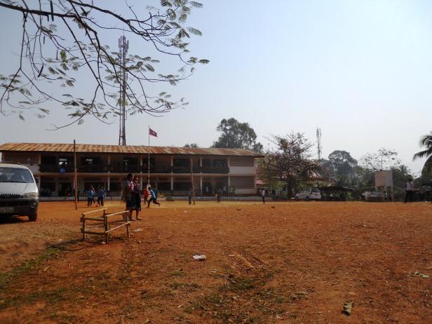 Laos-Ecole
