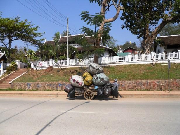 Laos-Vie quotidienne