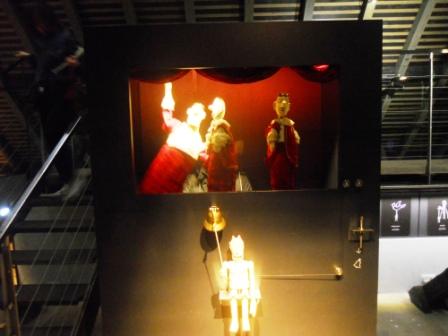Musée des marionnettes-Ljubljana-Slovénie
