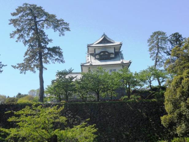 Japon-Kanazawa-Château-Voyage (3)