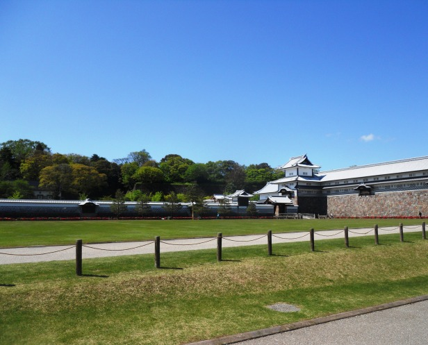 Japon-Kanazawa-Château-Voyage (4)