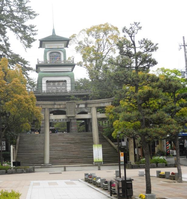 Voyage-Japon-Kanazawa-SanctuaireOyama (2)
