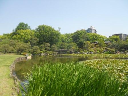 Japon-Voyage-Kyoto-Shosei-en jardin (1)